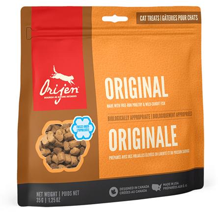 Orijen Freeze Dried Treats for Cats - 35g