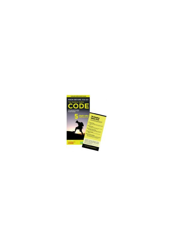 OSCDLF - Outdoor Safety Code DL Flyer