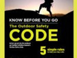 OSCPA3 - Outdoor Safety Code Poster (A3)