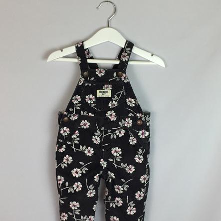 OshKosh Bgosh daisy cord overall