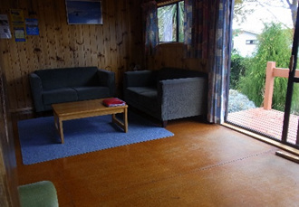 Ossies Two Bedroom Chalet