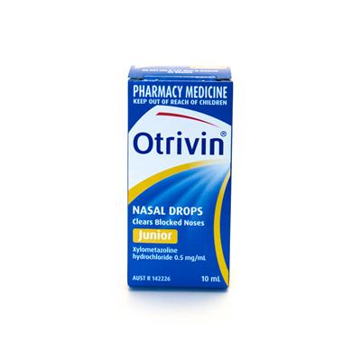 Otrivin Junior Drops