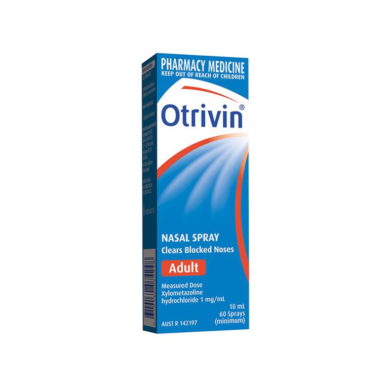 Otrivin Nasal Spray