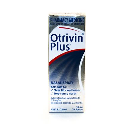Otrivin Plus