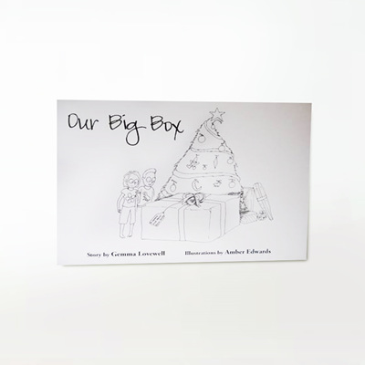 'Our Big Box' - book by Gemma Lovewell