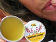 Our lip balms are smooth and silky on the lips!
