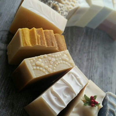 Our Soap Range