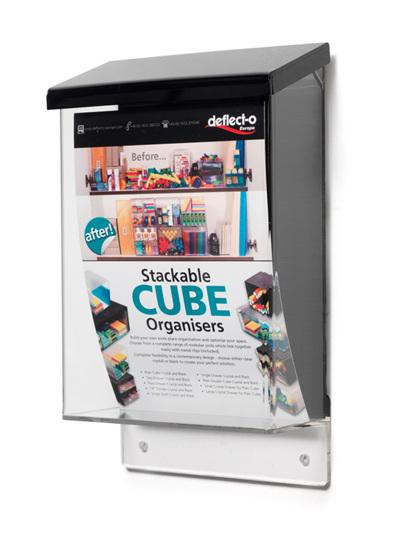 Outdoor Brochure Holders & Poster Frames