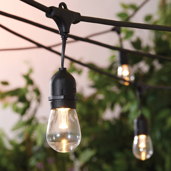 Outdoor Commercial Grade Fairy Lights