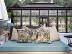 Outdoor Fabrics Maranta, Native and Duna bloomdesigns
