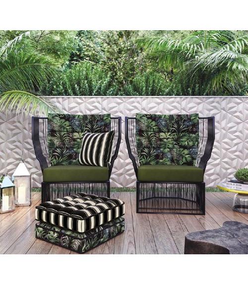 Outdoor Fabrics Marantas and La Tunas bloomdesigns