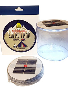 Outdoor Inflatable Solar Light
