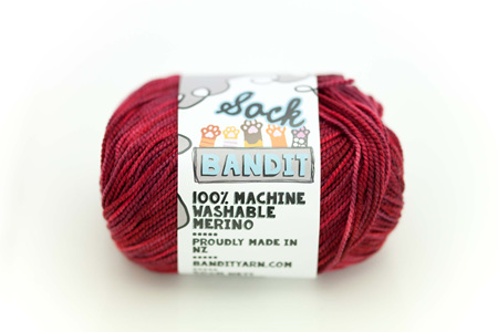 Outlaw Yarn Sock Bandit