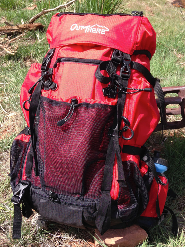 OutThere AS-3 Adventure Pack