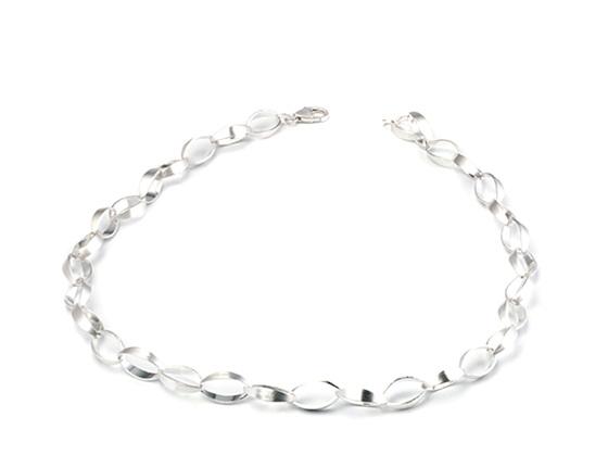 Oval Links Necklace