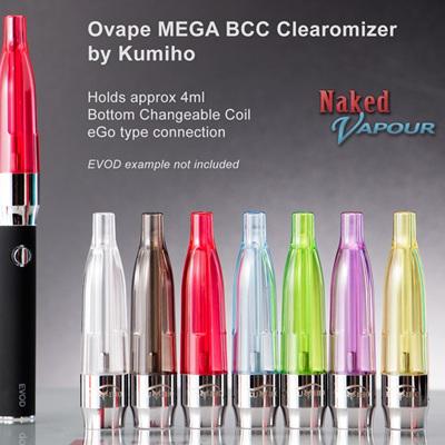 Ovape MEGA BCC Clearomizer - 4ml