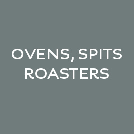 Ovens - Spits - Roasters