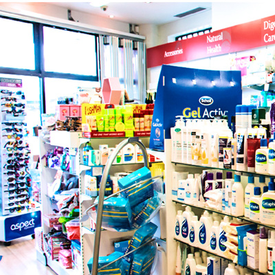 Over the Counter Products