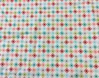Overboard Deena Rutter cream dots