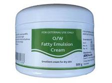 O/W Fatty Emulsion Cream 500g