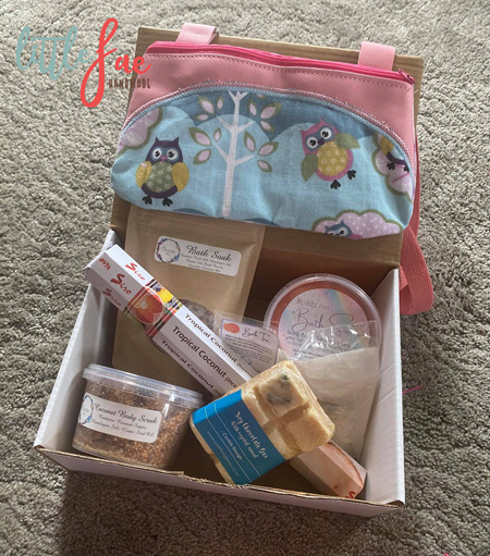 Owl Bag Gift Set