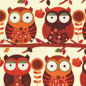 Owl Be There - Out on a Limb - Cream