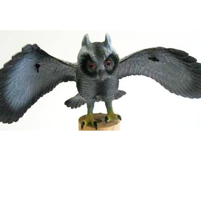 Owl for Halloween - PVC