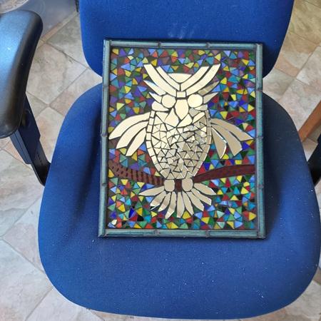 Owlkey Mosaic