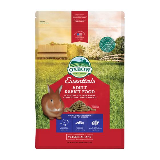 Oxbow Essentials Adult Rabbit