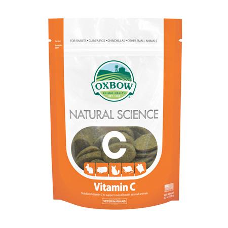 Oxbow Natural Science Vitamin C