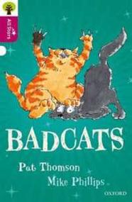 Oxford Reading Tree All Stars: Badcats