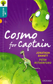 Oxford Reading Tree All Stars:  Cosmo for Captain