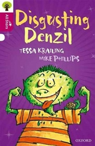 Oxford Reading Tree All Stars: Disgusting Denzil
