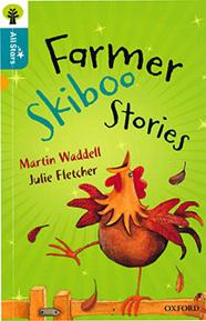 Oxford Reading Tree All Stars: Farmer Skiboo Stories