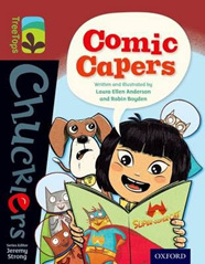 Oxford TreeTops Chucklers: Comic Capers