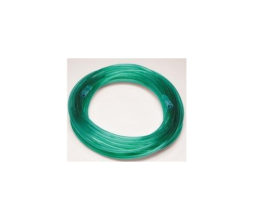 OXYGEN TUBING 15M GREEN (CANNULAR/CONCENTRATOR)