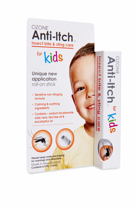 Ozone Anti Itch  Kids Roll On 14ml