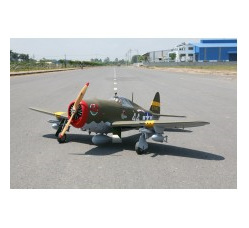 P-47 Wicked Rabbit 81in, 50-60cc by Seagull Models
