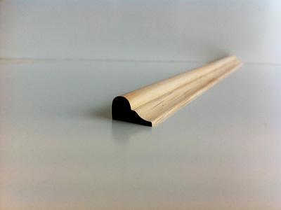 Earthen Radiata Interior Bolection Moulding 18 x 10mm