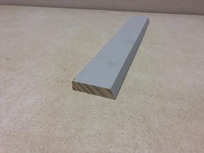 Earthen Radiata Interior Pre-Primed Single Bevel Architrave 40x10mm