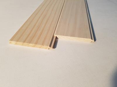 Pine Radiata Panelling 83x9mm