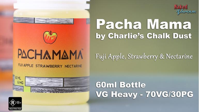 Pacha Mama - Fuji Apple, Strawberry & Nectarine