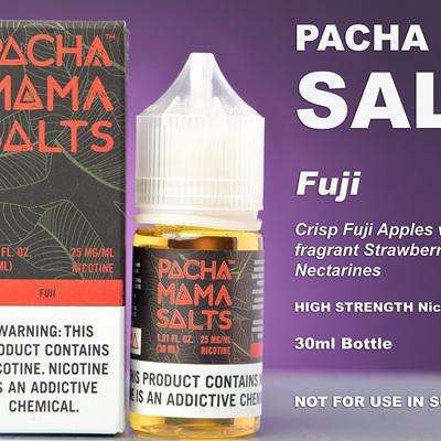 Pacha Mama Salts  - Fuji - 30ml - e-Liquid