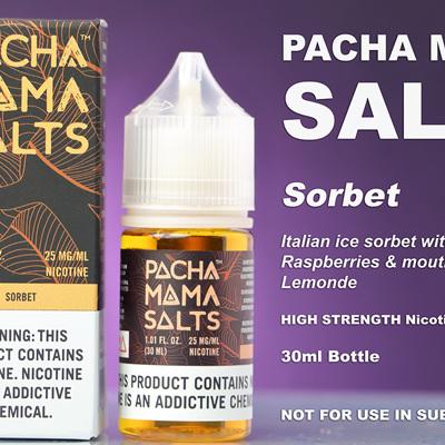Pacha Mama Salts - Sorbet - 30ml - e-Liquid