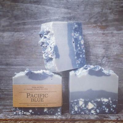 Pacific Blue Soap