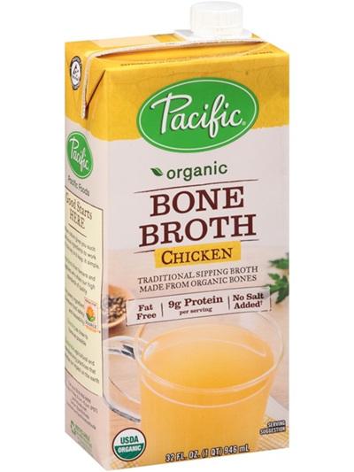 Pacific Foods Chicken Bone Broth Organic 946ml