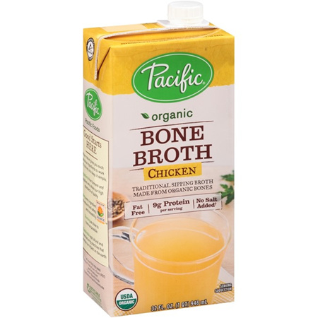 Pacific Foods Chicken Broth & Bone Broths - 2 sizes