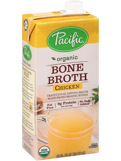 Pacific Foods Organic Chicken Bone Broth - 946ml