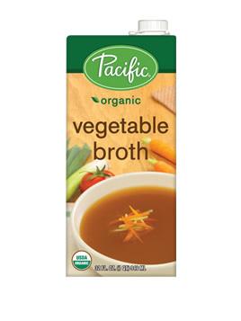 Pacific Foods Organic Vege Broth - 946ml