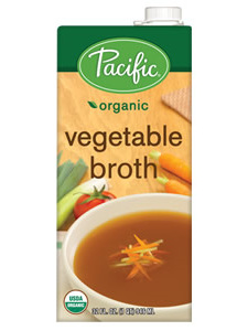 Pacific Foods Organic Vege Broth - 946ml
